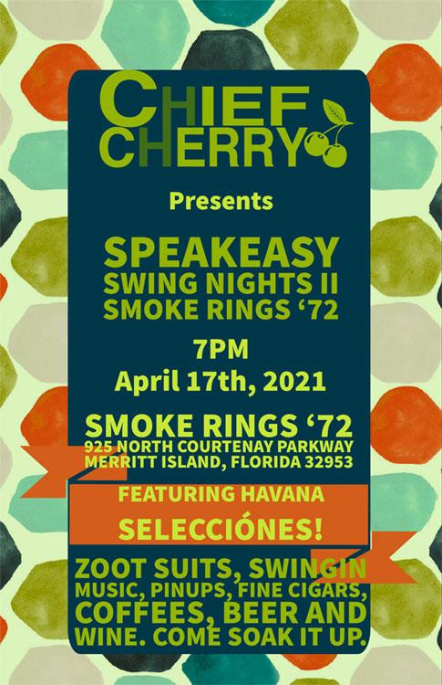 Speakeasy Swing Nights II