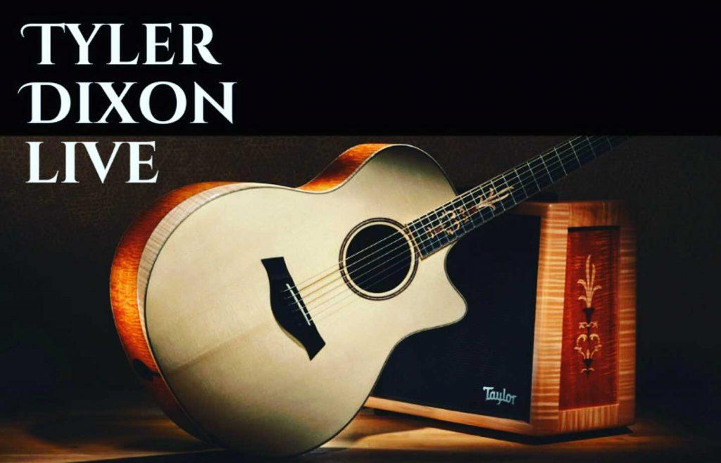 Tyler Dixon Live
