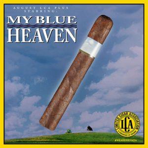 My Blue Heaven Robusto 25ct. bundle