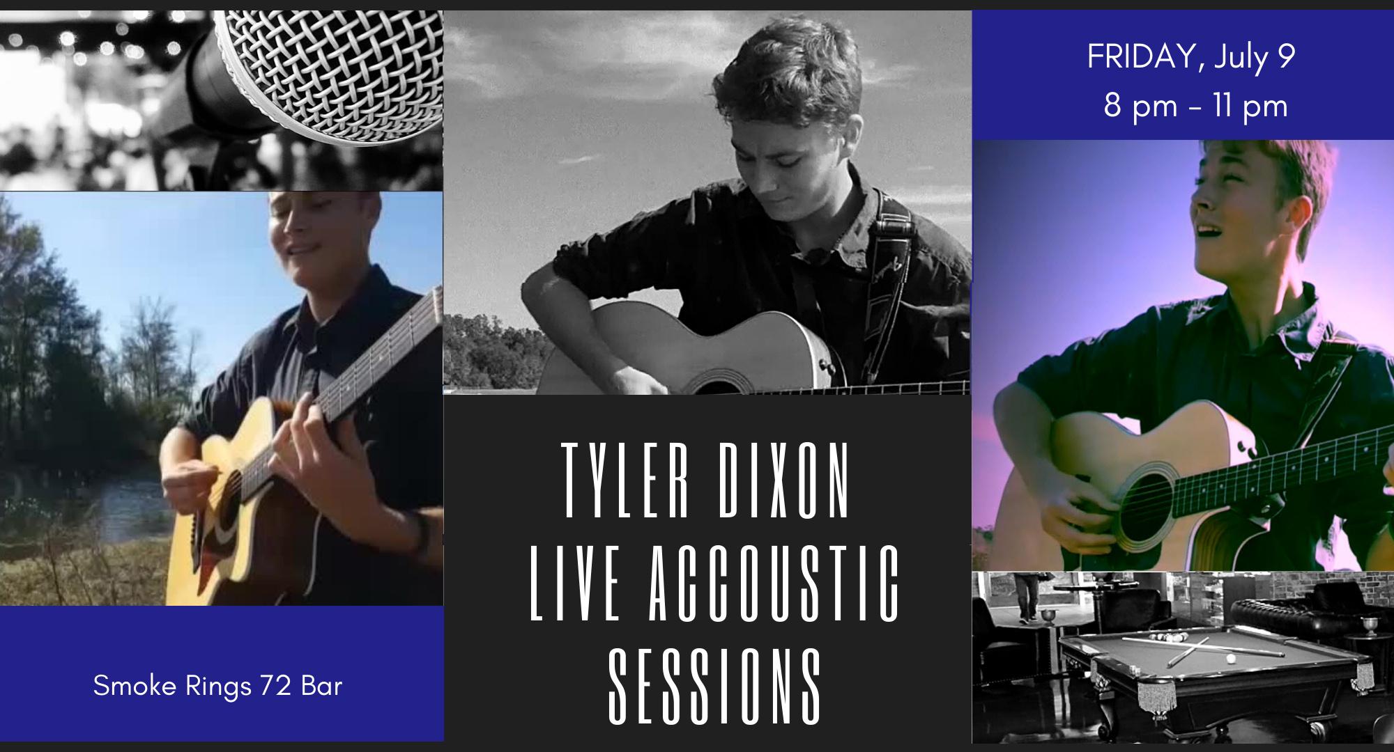 Tyler-Dixon-Acoustic-Music-Photo-Collage