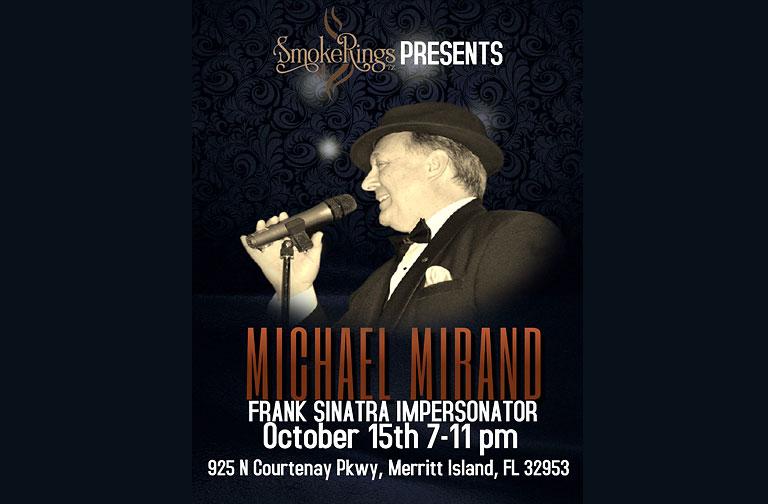 Michael Mirand- Frank Sinatra Impersonator